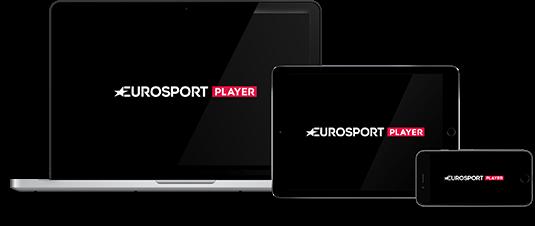 Погрузитесь в Eurosport на любом из ваших устройств